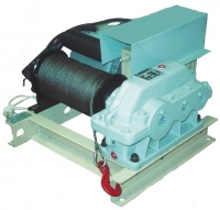 Лебедка электрическая ТЛ-12А (0,2тс) 220В (тяговая)