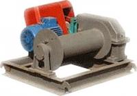 Лебедка электрическая монтажная ЛМ-1 (1,0тс)