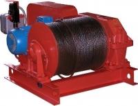 Лебедка электрическая тяговая ТЭЛ-2 (2,0тс)