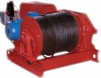 Электрическая лебедка ТЭЛ-1 (1.0тс — тяговая)
