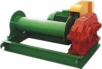 Электрическая лебедка модели ЛМТ-0,3