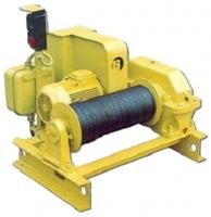 Электрическая монтажная лебедка типа ЛМ-8
