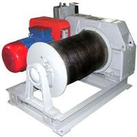 Лебедка электрическая тяговая ТЭЛ-3 (3,0тс)