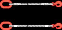 Строп одноветвевой 1СК