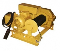 Лебедка электрическая ТЛ-16Т (0,3тс — тяговая) 220В