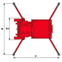 Вышки телескопические Самоходные: LEMA LM WPAP-1-075
