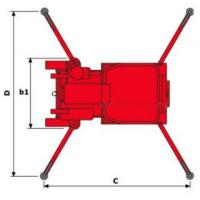 Вышки телескопические Несамоходные: LEMA LM WPAM-1-080 (АС)