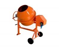 Бетоносмеситель СБР-260В-01, 260 л, 0.75 кВт, 220 В, редуктор