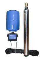 Система автоматического водоснабжения  с частотным регулированием Частотник 125/125-Ч