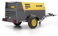 Дизельный компрессор Atlas Copco XAS 137 Kd COM3 Generator