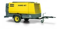 Дизельный компрессор Atlas Copco XAMS 407 Cd