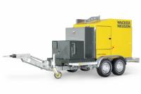 Установка для прогрева грунта и бетона E700, HSH 700G
