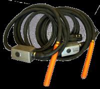 ИВАИ-38 со встроенным преобразователем частоты (рукав 5 м., кабель 10м)