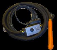 ИВАИ-75 со встроенным преобразователем частоты (рукав 5 м., кабель 10м)