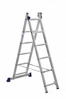 Лестница двухсекционная (Модель 5206)