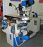 Консольно-фрезерный станок 6ДМ80Ш