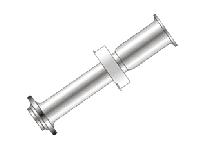 Дюбель-гвозди KP DNT-16 для закрепления тонких стальных листов
