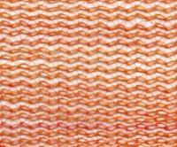 Фасадная сетка 72г/м2 оранжевая ПЭ мононить [Rendell]