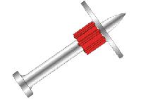 Дюбель-гвоздь PDW SS-25 для монтажа
