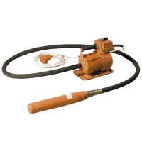 ЭПК-1300 (51мм) гибкий вал 4м (комплект)