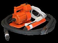ЭПК-1300 (38мм) гибкий вал 4,5м (комплект)