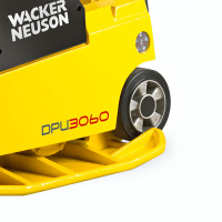 Реверсивная виброплита DPU 3060He-TS с электрическим стартером