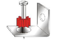 Дюбель-гвоздь КР PDC-32 для подвесных конструкций