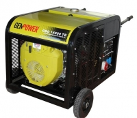 Бензиновый генератор GenPower GBG 14000 TE