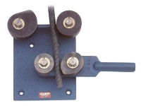 Ручные станки для гибки арматуры ALBA DR-25 и DR-32