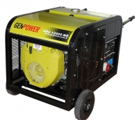 Бензиновый генератор GenPower GBG 12000 ME