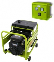 Бензогенератор GenPower GBS 150 TEA