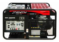 Бензиновый генератор Zenith ZH16000 3DX