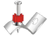 Дюбель-гвоздь X-PC-32 для подвесных конструкций