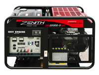 Бензиновый генератор Zenith ZBS22000 3DX