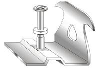 Дюбель-гвоздь X-CC для подвесных конструкций