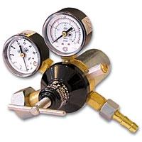 Регулятор расхода газа У-30-КР2П (2 манометра) со встроенным подогревателем