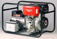 Дизель генератор Europower EP6000DE