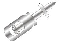 Дюбель-гвоздь TB-22 для монтажа подвесных конструкций