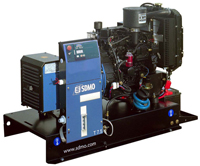 SDMO дизель генератор T 8 K