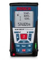 Лазерный дальномер  Bosch GLM 250 VF