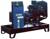 Трехфазный дизель генератор SDMO T9HK