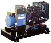 SDMO дизель генератор T 9 KM
