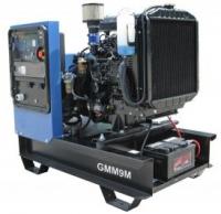 Дизельный генератор GMM9M
