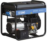 Дизельный генератор SDMO Diesel 10000 E