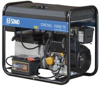 Дизельный генератор SDMO Diesel 15000 TE
