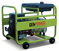 Бензогенератор GenPower GBS 40 M