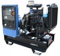 Дизельный генератор GMM12