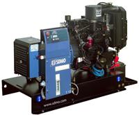 Трехфазный дизель генератор SDMO T12HK