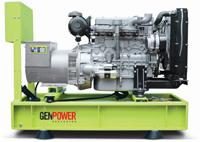 Дизельный генератор GenPower GNT 13