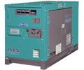 Дизельная электростанция Denyo DCA-15ESK.